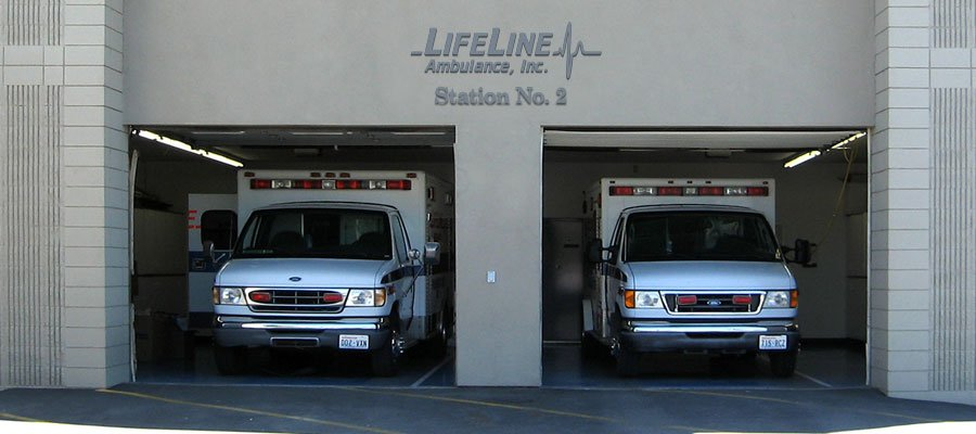 LifeLine Ambulance - Station 2