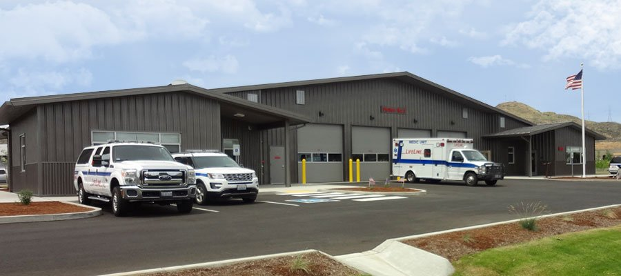 LifeLine Ambulance - Station 3