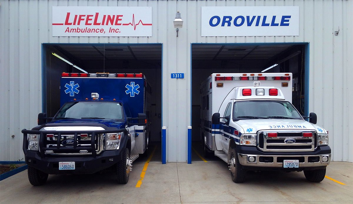Oroville - Station 4